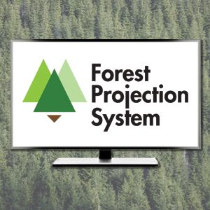 What is Forest Projection System (FPS) software?